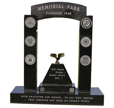 Veteran Markers & Memorials